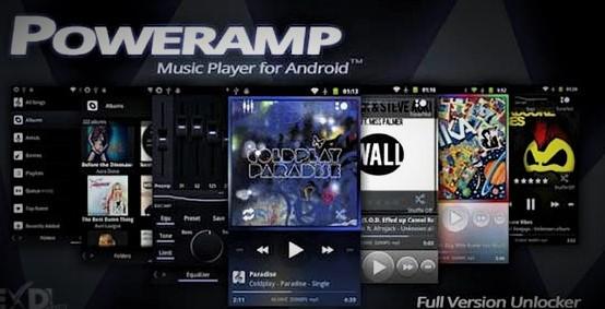 Aplikasi Pemutar Musik Terbaik Diandroid
