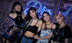 Video musik K-Pop yang paling banyak ditonton di YouTube